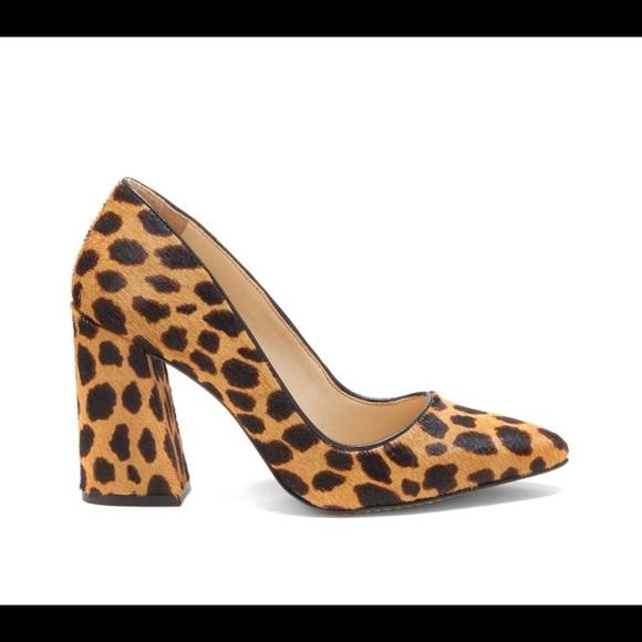 5180141936b NWOT Vince Camuto Leopard Talise Pump. M 5a5d8a803afbbd244c824dd5